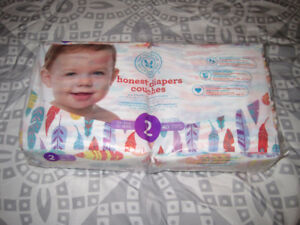 Honest Company Size 2 Diapers