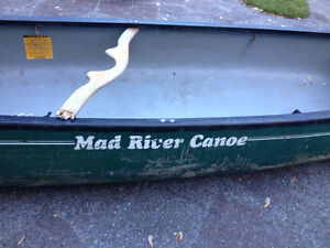 mad river explorer royalex canot 16 pieds