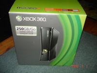 console xbox360 250 gig servi 2 fois vraiment voir photos lots
