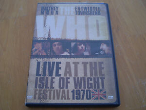 THE WHO DVD Windsor Region Ontario image 1