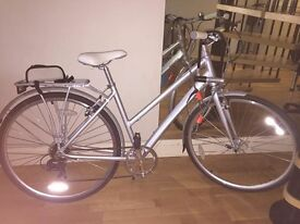 Barely used women's Barracuda bicycle for sale