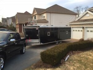 2009 Cargo mate *Snowmobile/*ATV/*Side by side Enclosed Trailer