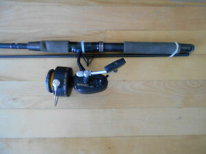 Canne moulinet a peche Mitchell/Silstar, Fishing rod and reel
