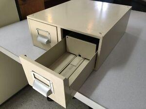Card Files / Storage Drawers