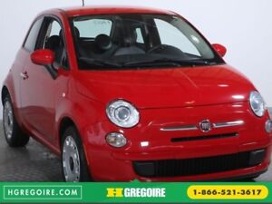 2015 Fiat 500 POP AUTOMATIQUE A/C GR ELECT