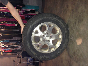 4 brand new cachland winter tires, 235/65R17