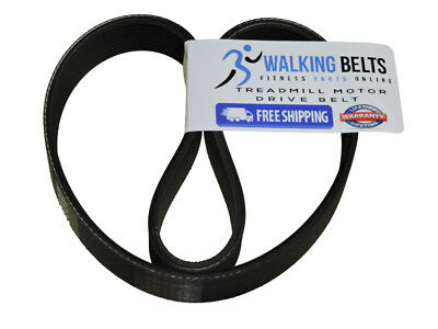 Vision T9300 S/N: TM55 (2002-2003) Treadmill Motor Drive Belt+Free 1oz Lube for sale  Shipping to Canada
