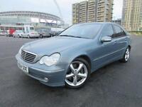 2004 Mercedes-Benz C Class 3.2 C320 Avantgarde SE 4dr