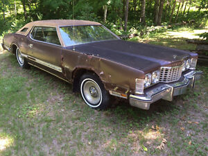 1974 Ford Thunderbird Coupe (2 door)