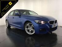 2015 BMW 330D M SPORT AUTO DIESEL 258 BHP SERVICE HISTORY FINANCE PX WELCOME