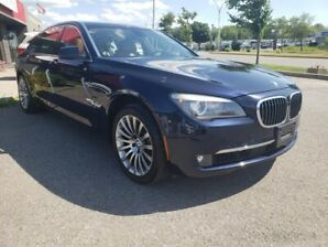 BMW 7 Series AWD  xDrive 2012