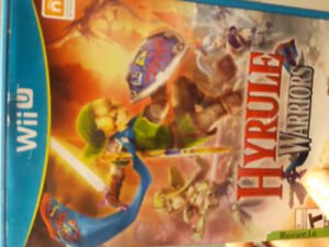 Hyrule Warrior wii u