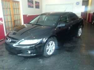 2007 MAZDA 6 SPEED AWD SHARP, CLEAN  EASY FINANCING
