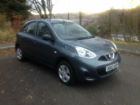 Nissan Micra 1.2 ( 80ps ) ( A/C ) 2013MY Visia
