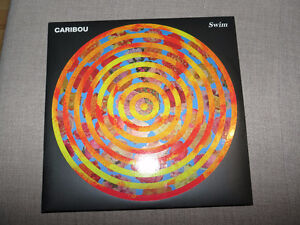 Caribou Swim Vinyl LP Record Player