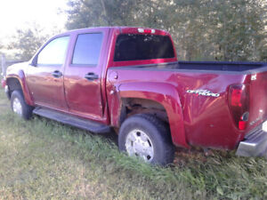 2006 GMC canyon for parts