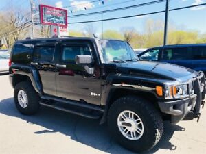Hummer H3 AWD SUV-Front Bar-Hitch-Side Step 2006