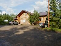 A Hunting and fishing resort in northern Sask for sale.