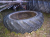 Tires for obstacle training