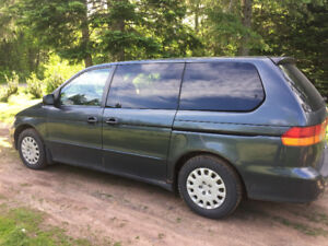 04 Honda Odyssey van parts