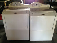 Maytag Neptune Washer + Dryer. Delivery included.