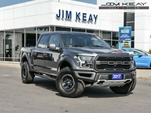 2017 Ford F-150 Raptor  - Leather Seats -  Bluetooth