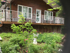 Lakefront cottage in Lake of Woods Ontario