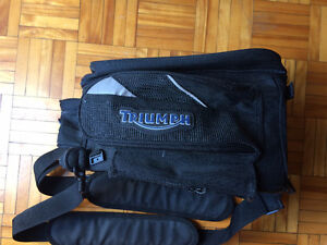 Triumph Motorcycle Tail Bag