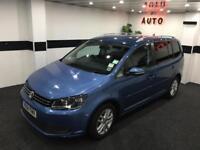 Volkswagen Touran 1.6TDI FACELIFT BlueMotion SE / F.S.H,CAMBILT DONE ON 95000