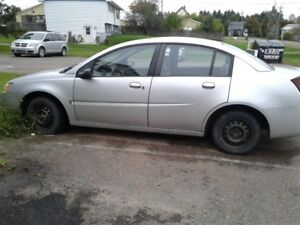 Saturn ION for sale! $900 OBO-needs towed