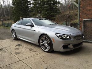 2015 BMW 6-Series M Sports Package Coupe (2 door)