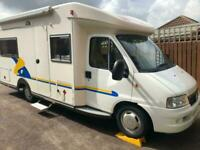 Eura Mobil C652 SB 2+2 Berth motorhome - Fixed bed - £25995 px welcome