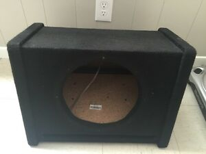 "MTX 12"" Ported Box - NO SUB"