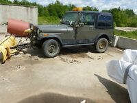 1982 Jeep CJ Other