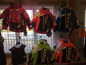 CHILD & YOUTH FXR GEAR AT HALIFAX MOTORSPORTS!