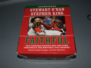 Audio Book - Faithful - NEW - $12.00