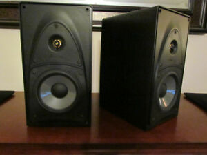 Speakers, Bookshelf Speakers