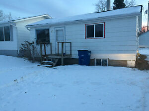 House for Rent in Shellbrook, Sk