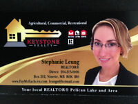 Realtor in the Pelican Lake area