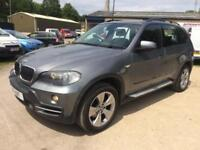 BMW X5 3.0d Automatic SE,2 OWNERS,LEATHER,SAT NAV,REAR DVD PLAYER,FACE LIFT