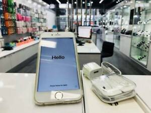 IPHONE 6 64GB GOLD UNLOCKED TAX INVOICE WARRANT