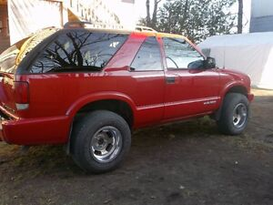 2003 Chevrolet Blazer sl Coupe (2 door)