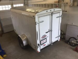 5 by 10 enclosed trailer.