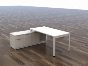 ***Modern L-Shape Desk***NEW***