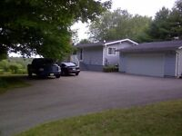 3 Bdrm House in Baltimore for rent.  6km from 401 and Cobourg