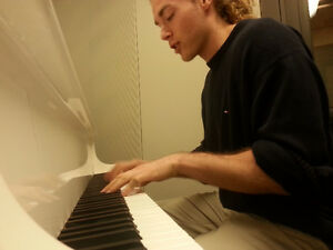 Piano Lessons with James Anderson Edmonton Edmonton Area image 1