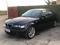 2004 BMW 3 Series 2.0 318i ES Saloon 4dr Petrol Manual (213 g/km, 143 bhp)