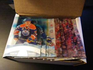 Tim Hortons Upper Deck Hockey Trading Cards ALL YEARS