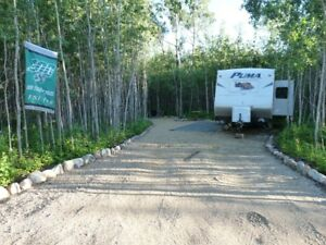 Camping at Cozy Creek Campground Seasonal sites