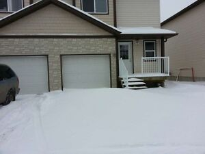3 Bedroom 8 years old town house locate at 121 Ave. & 100 Street